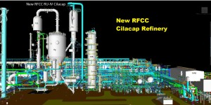 New RFCC in Cilacap Refinery